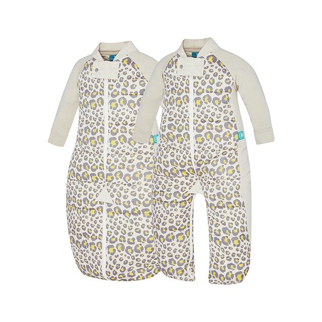 ergoPouch Sleepsuit for Child and Baby - Leopard