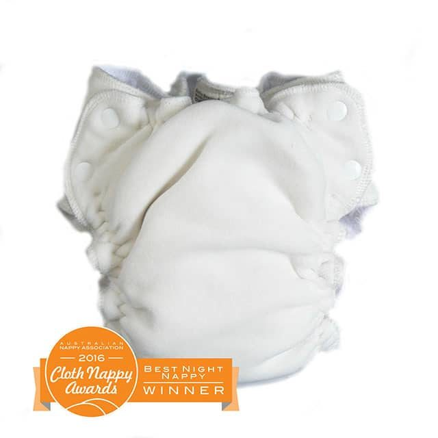 Baby BeeHinds Cloth Nappies - Best night nappy