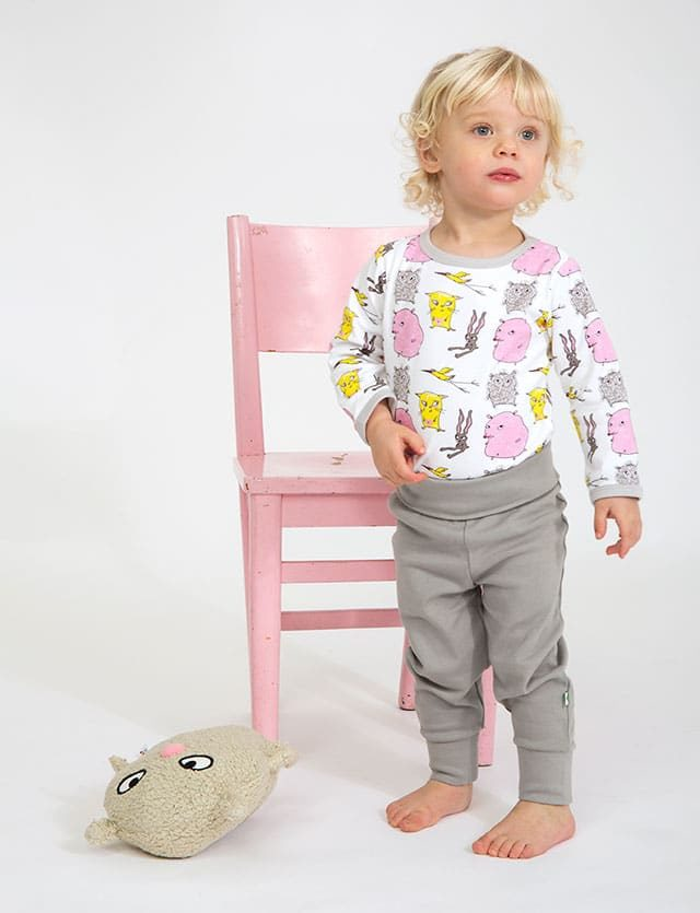 Who? by Stina Wirsén - Organic baby and kids clothes